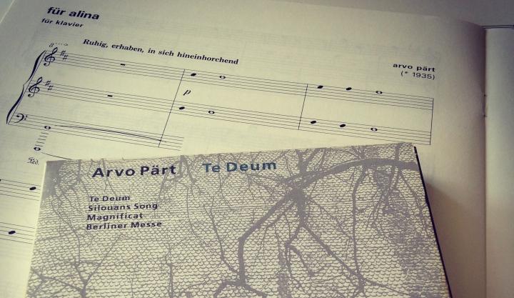 Beauty in Silence: The Music of ArvoPärt